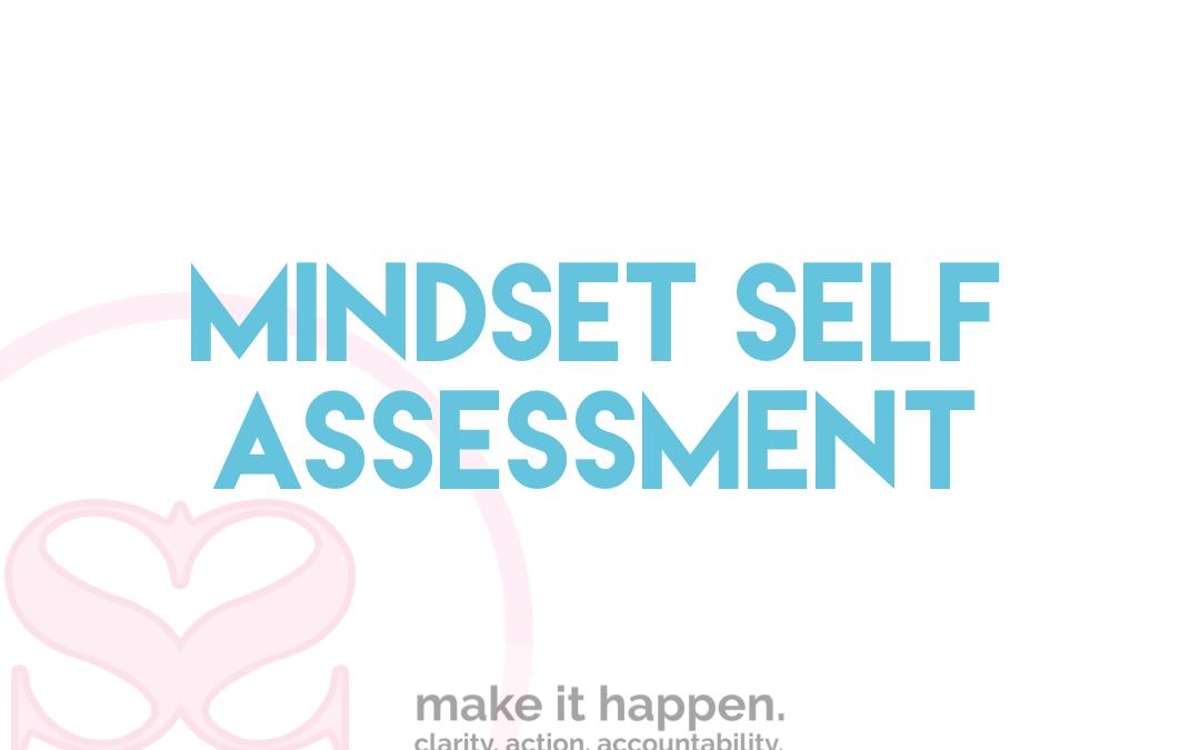 Mindset Self Assessment