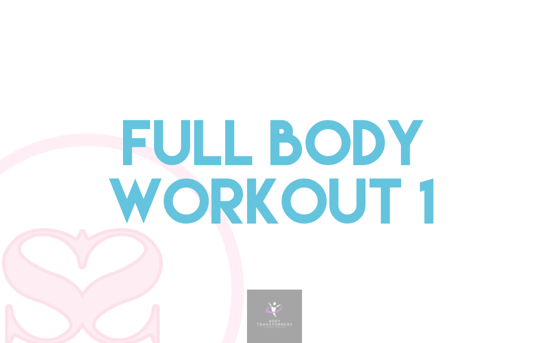 Full body workout 1