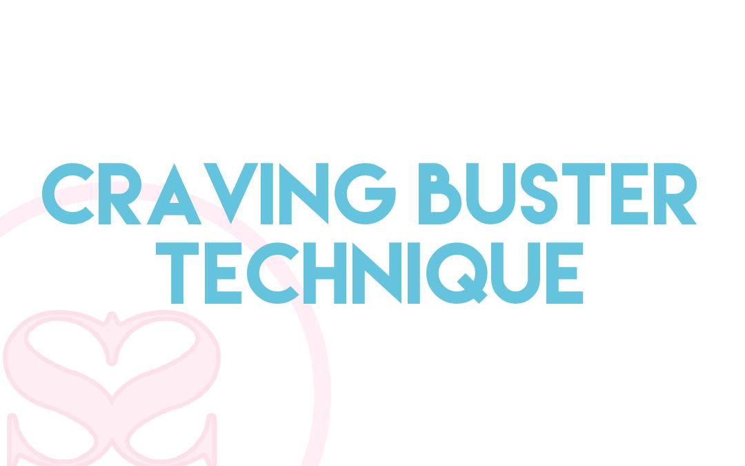 Craving Buster Hypnosis