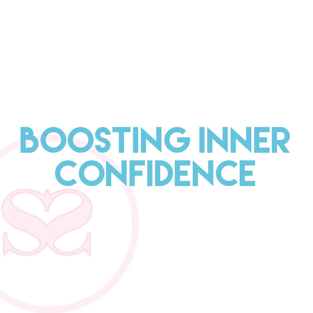 Boosting inner confidence