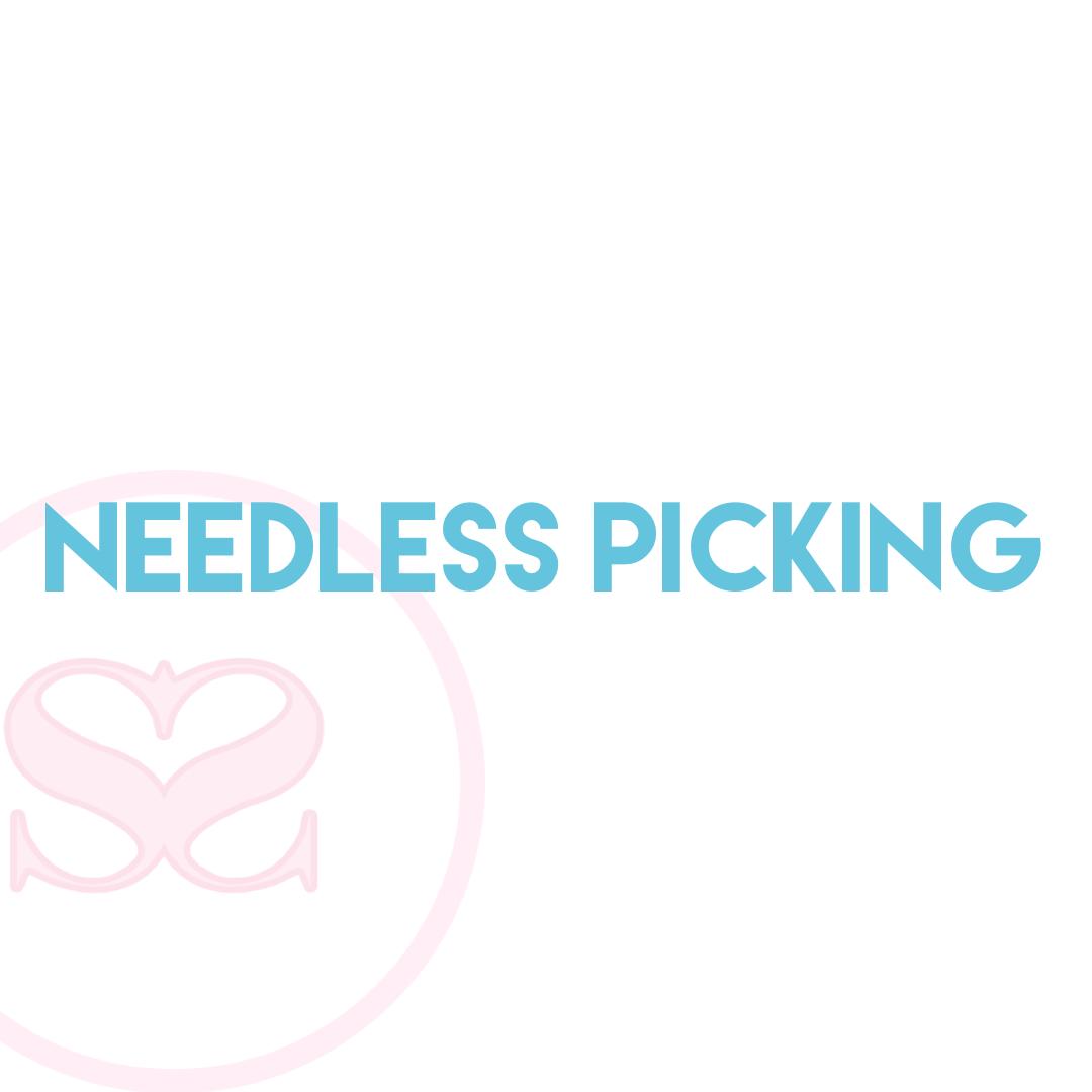 Needless Picking