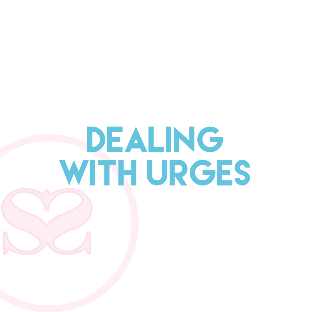 Dealing with urges